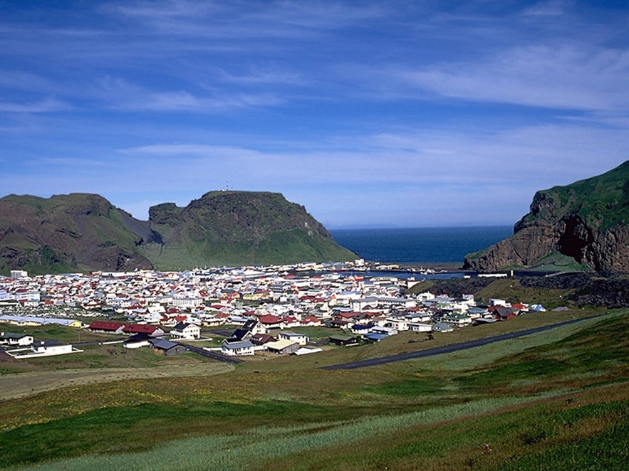 The Westman Islands are some of the most beautiful and popular places to visit in Iceland.