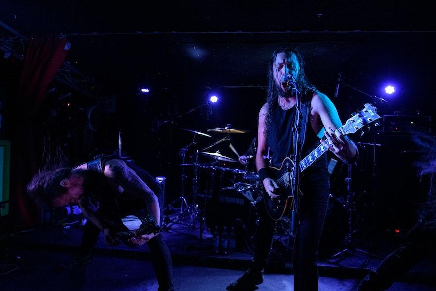 雷克雅未克金属音乐节绝对是金属乐迷的盛宴