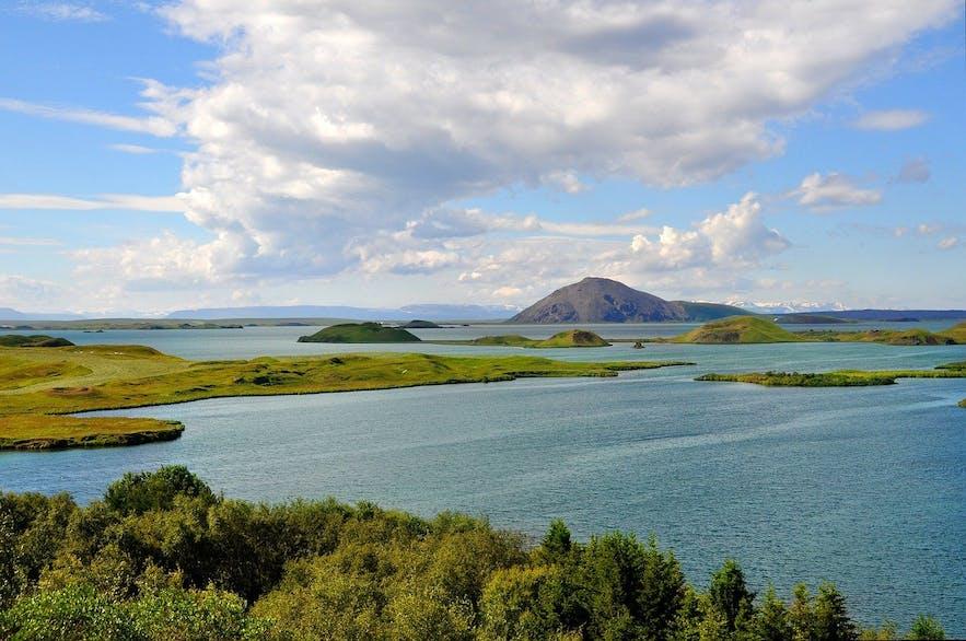 冰島米湖地區