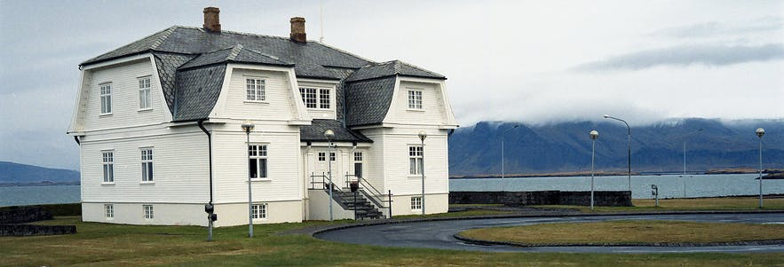 Hofdi House is another monument to Iceland's friendly international relations.