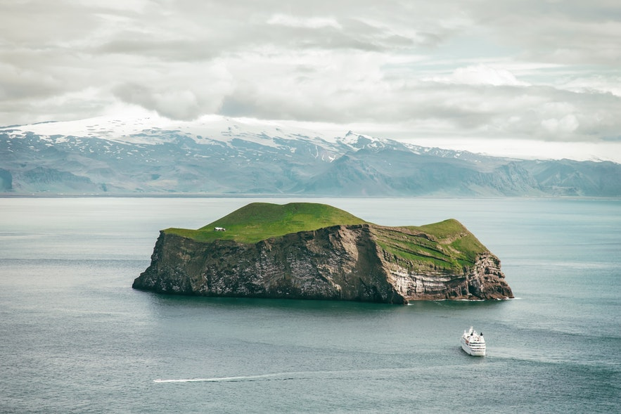 The Westman Islands have a domestic airport.