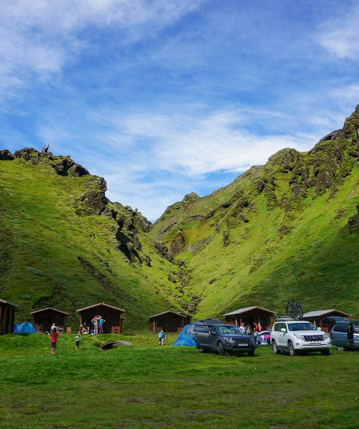 キャンプに行こう! アイスランドで大自然を楽しむ旅