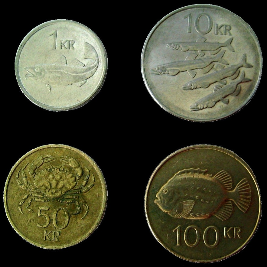 Icelandic krona is the currency of Iceland.