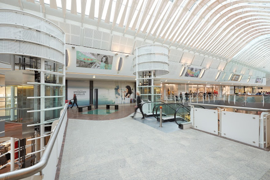 Smaralind is one of Reykjavik's malls.