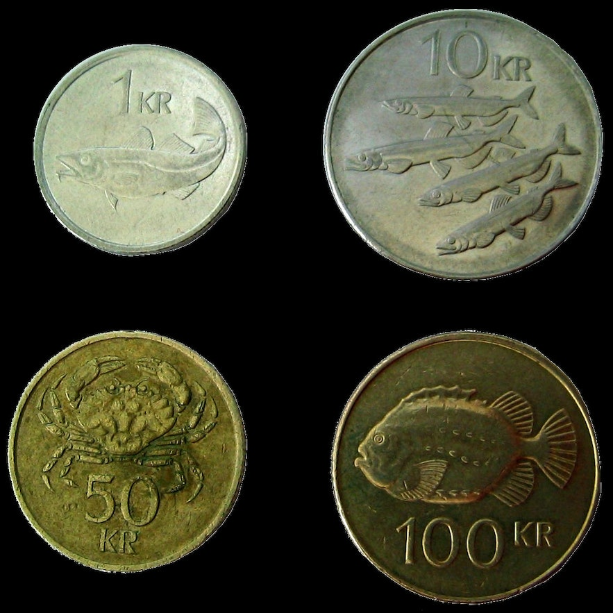 Krona is the currency of Iceland.