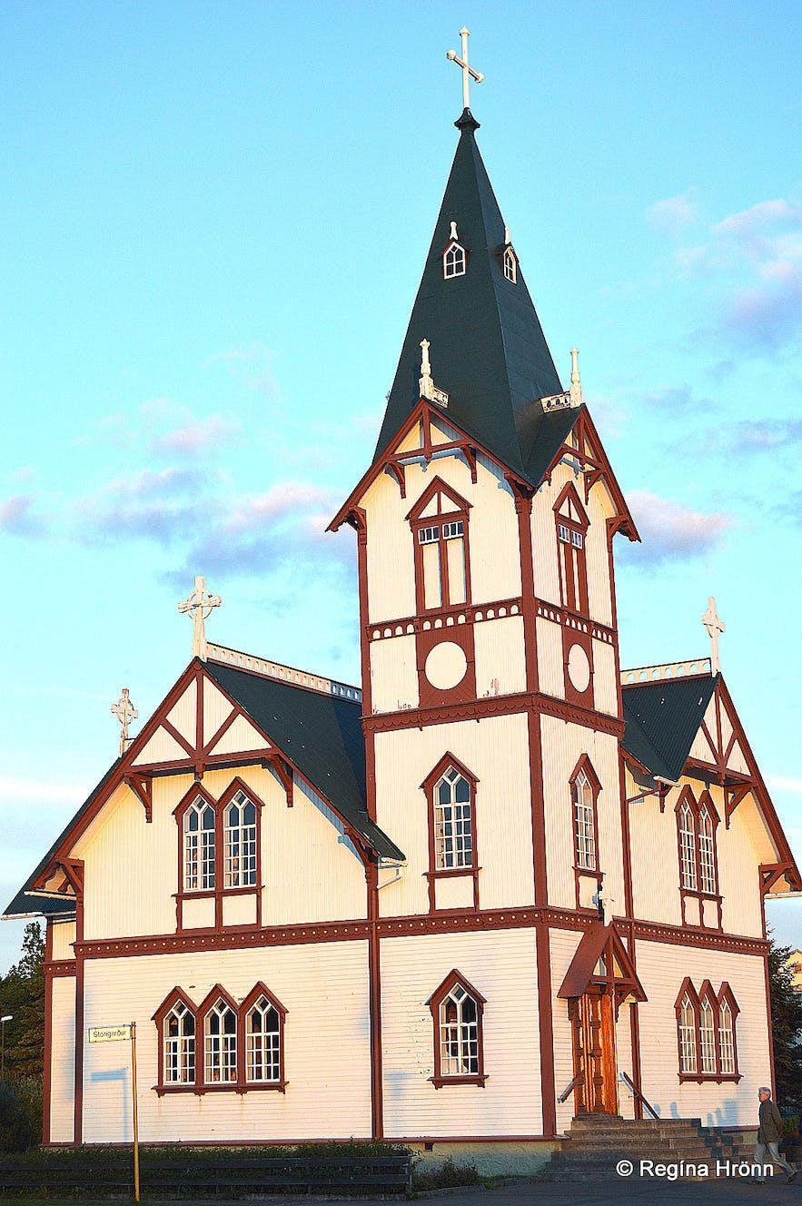 Húsavíkurkirkja church