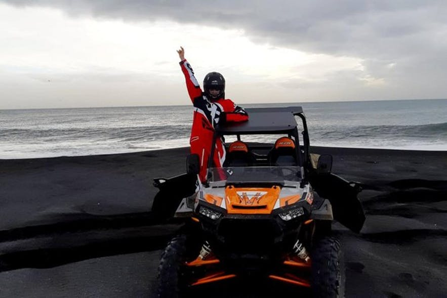 ATV and Buggy tours can be taken throughout the year, rain or shine.