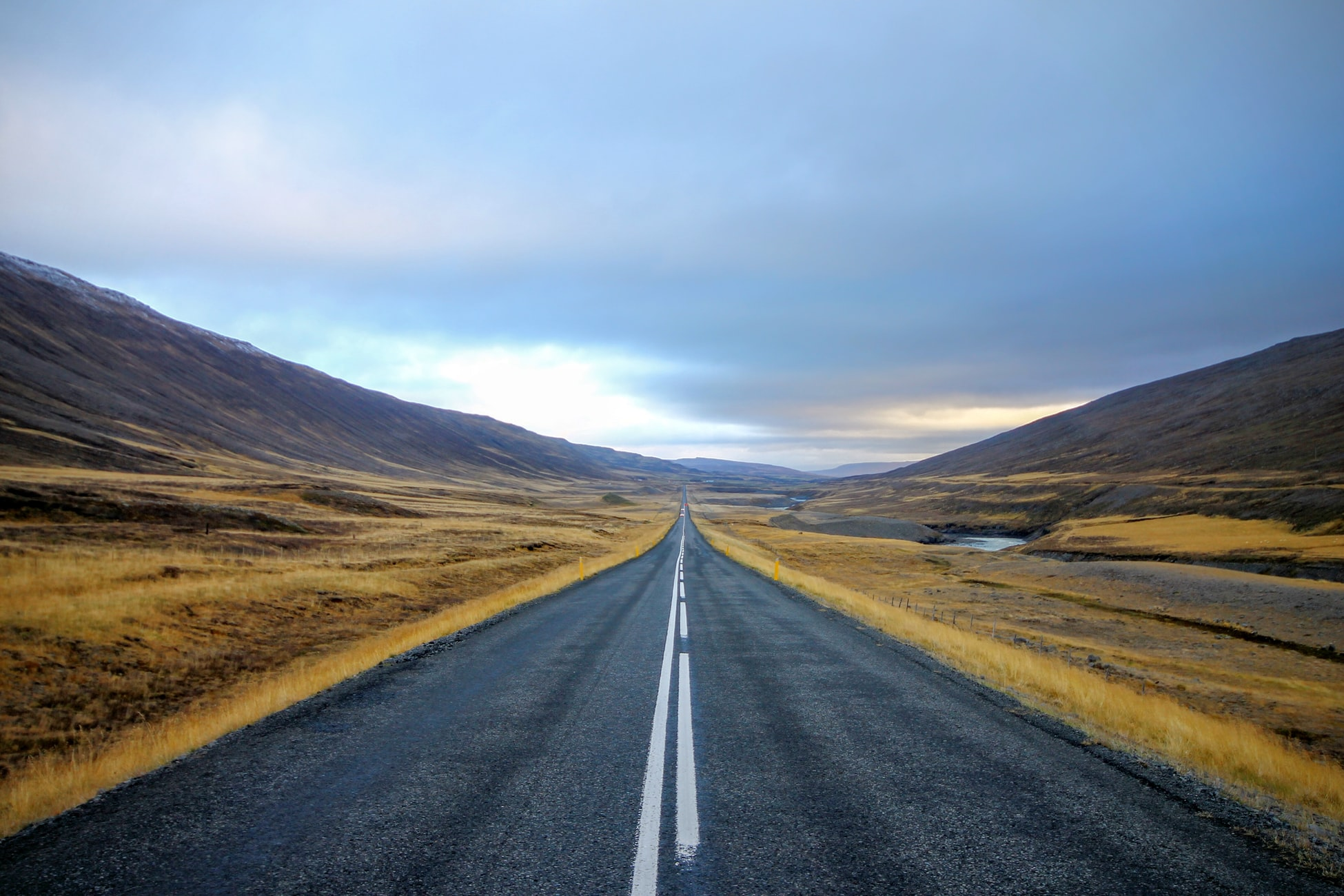 A Hitchhiker's Guide To Iceland