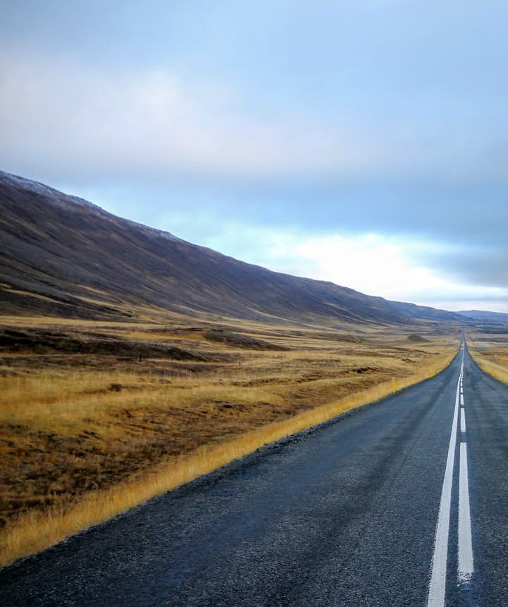 Hitchhiking is largely a safe activity in Iceland.