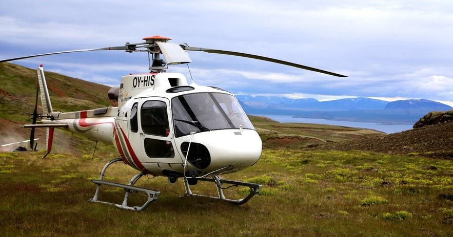 Helicopter rides are the most effective, time efficient and exhilarating way of seeing Iceland in all its glory.