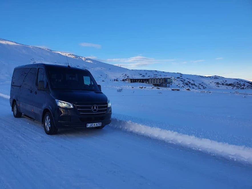 Consider what type of rental car will suit your purpose whilst travelling for business in Iceland.