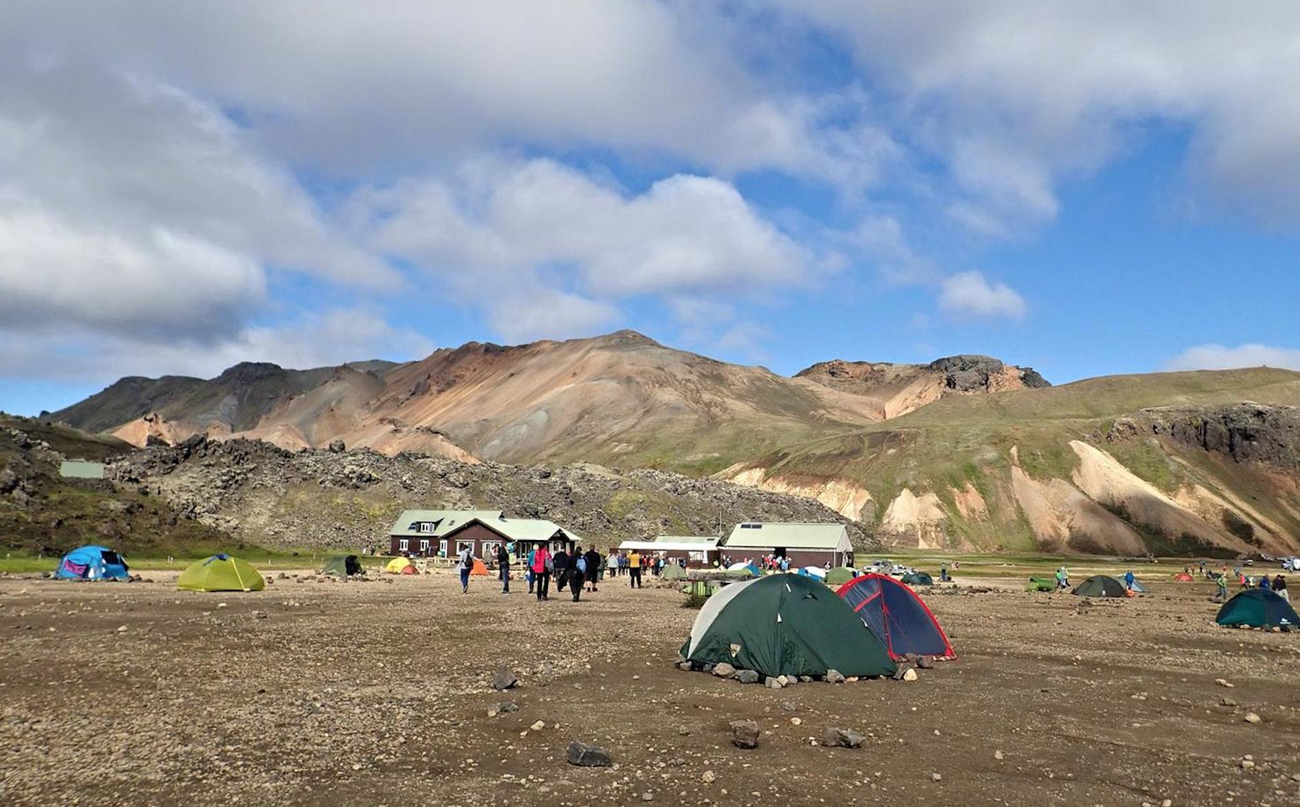 Landmannalaugar | Excursión en Super Jeep