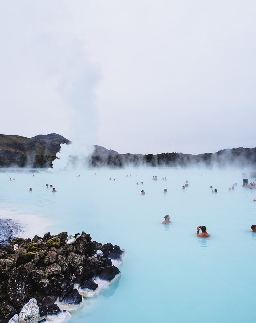 The Blue Lagoon has been around for decades.