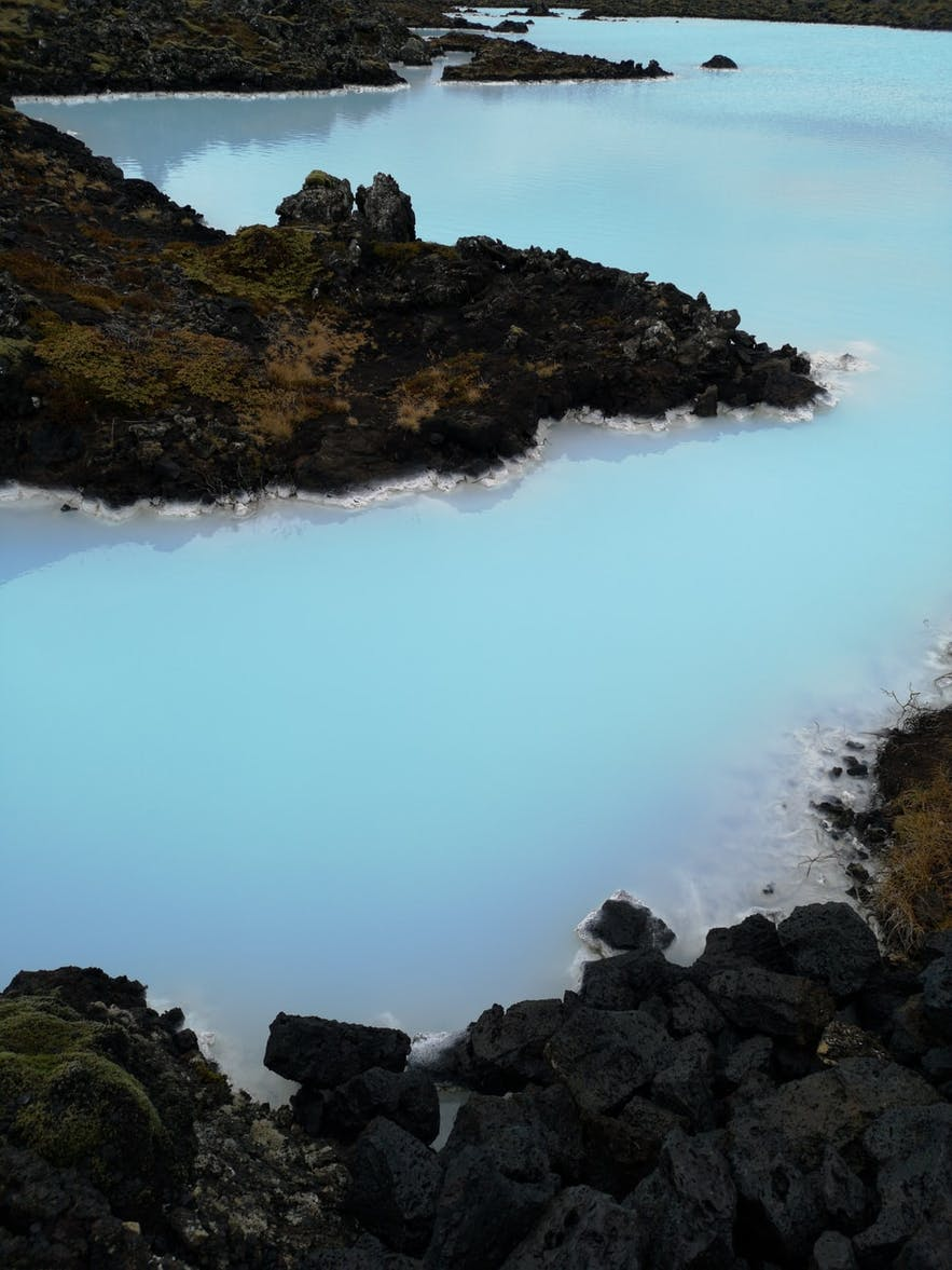 The Blue Lagoon, contrary to popular belief, is not a natural pool in Iceland.
