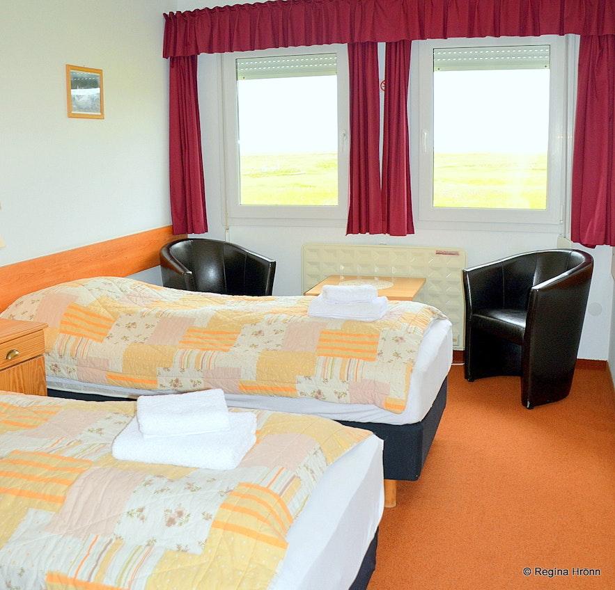 Hotel Breiðavík Westfjords of Iceland