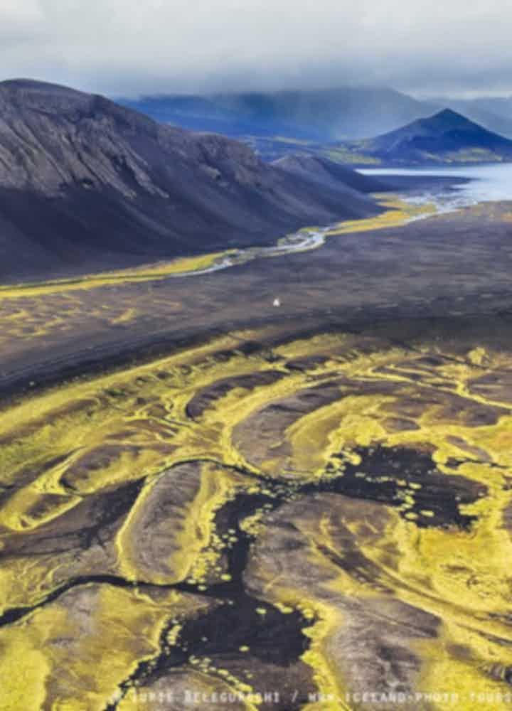 Beste Plätze in Island