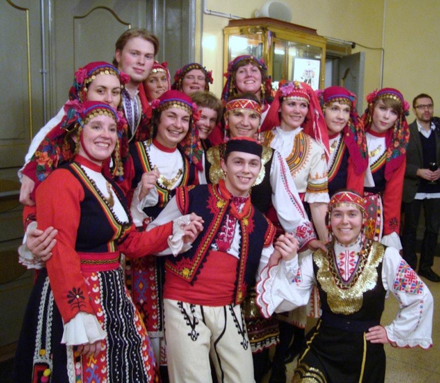 参加冰岛民间音乐节将了解最为地道的冰岛民间音乐