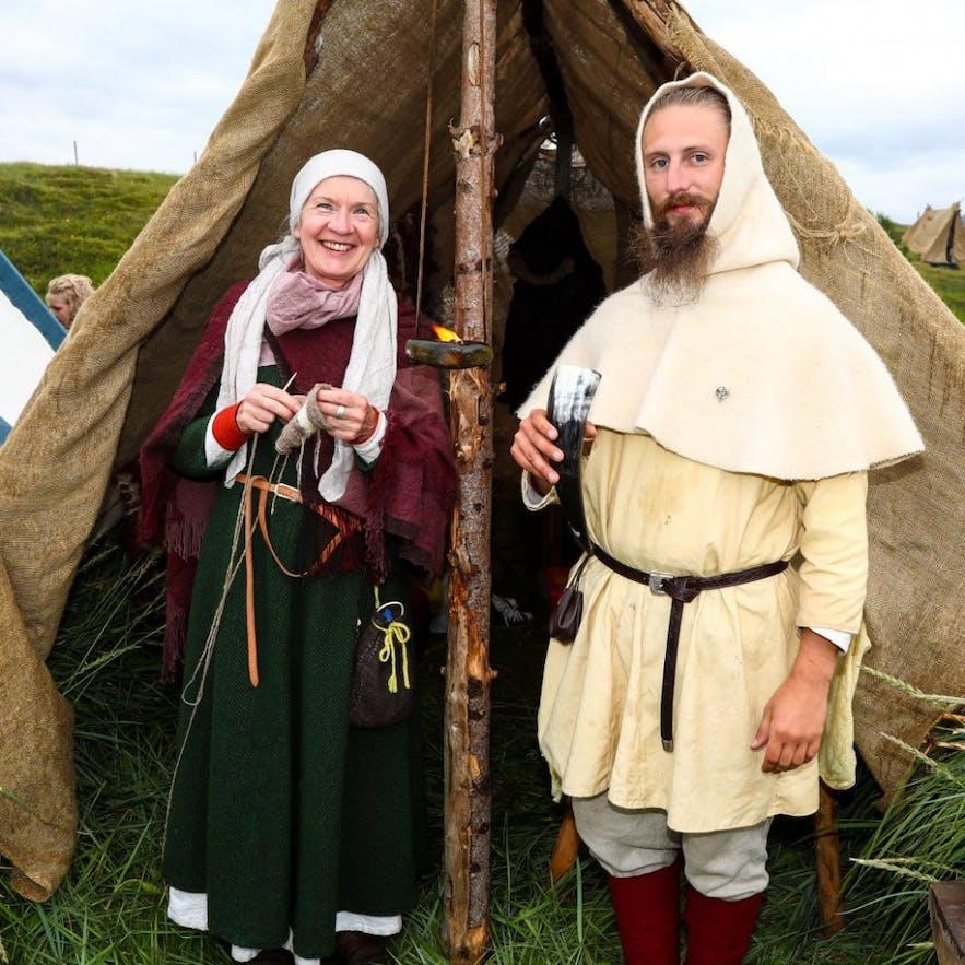 Gásir中世纪节将带你回到古代冰岛