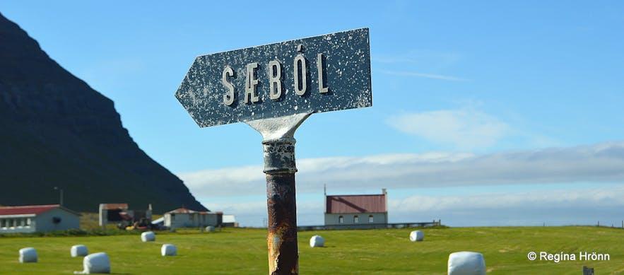 Sæból að Ingjaldssandur in the Westfjords