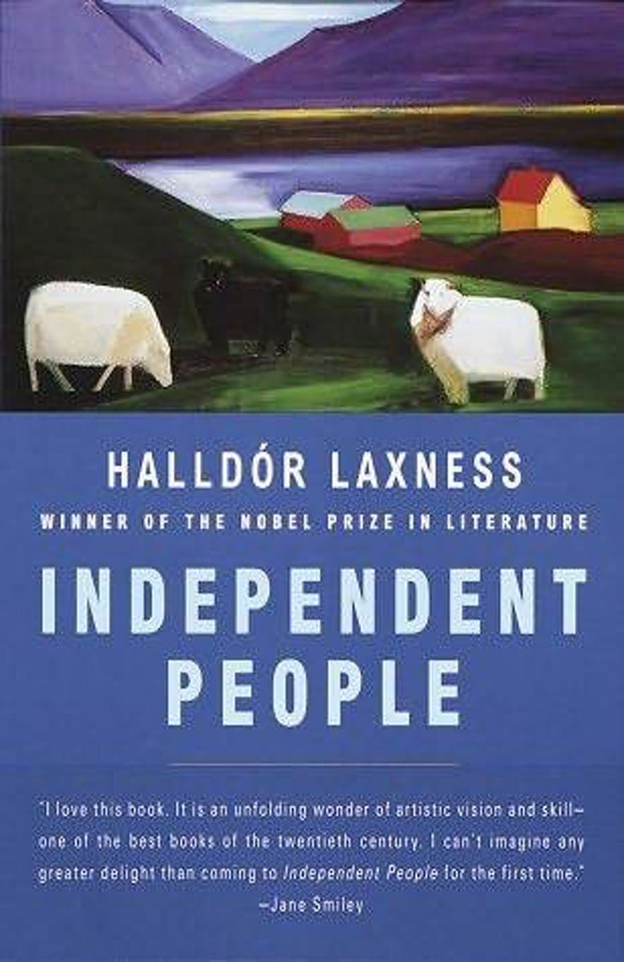 Independent People is one of the most popular books from Iceland's history.