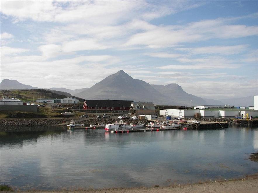 Bulandstindur is a mountain peak in East Iceland.