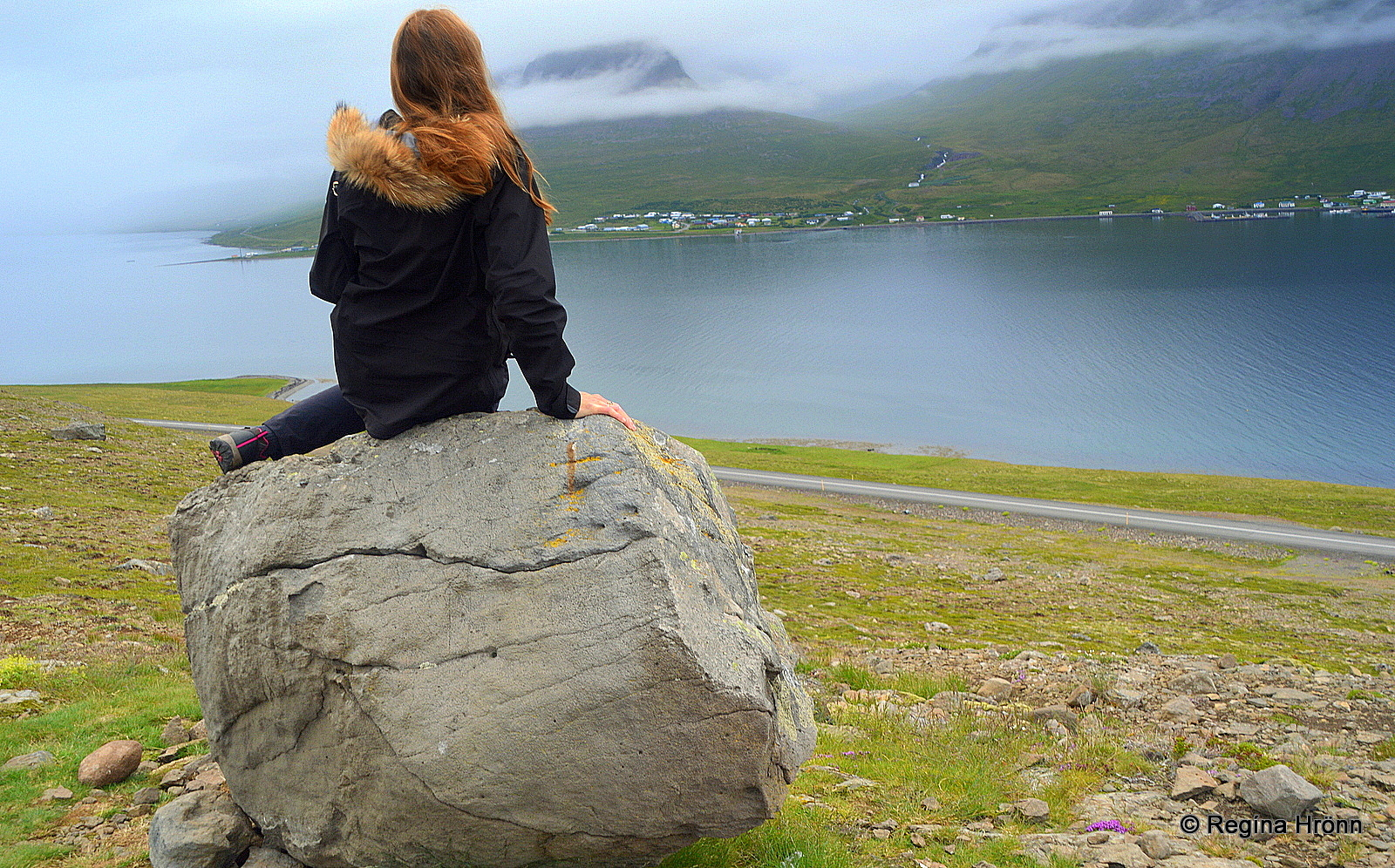 Visiting Súðavík Village and Langeyri in Álftafjörður in the Westfjords of Iceland