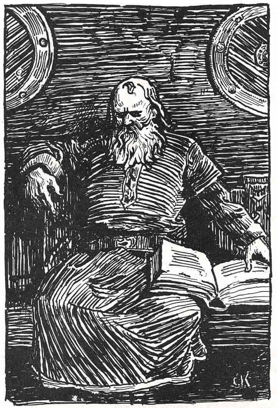 Snorri Sturluson is a famous medieval writer.