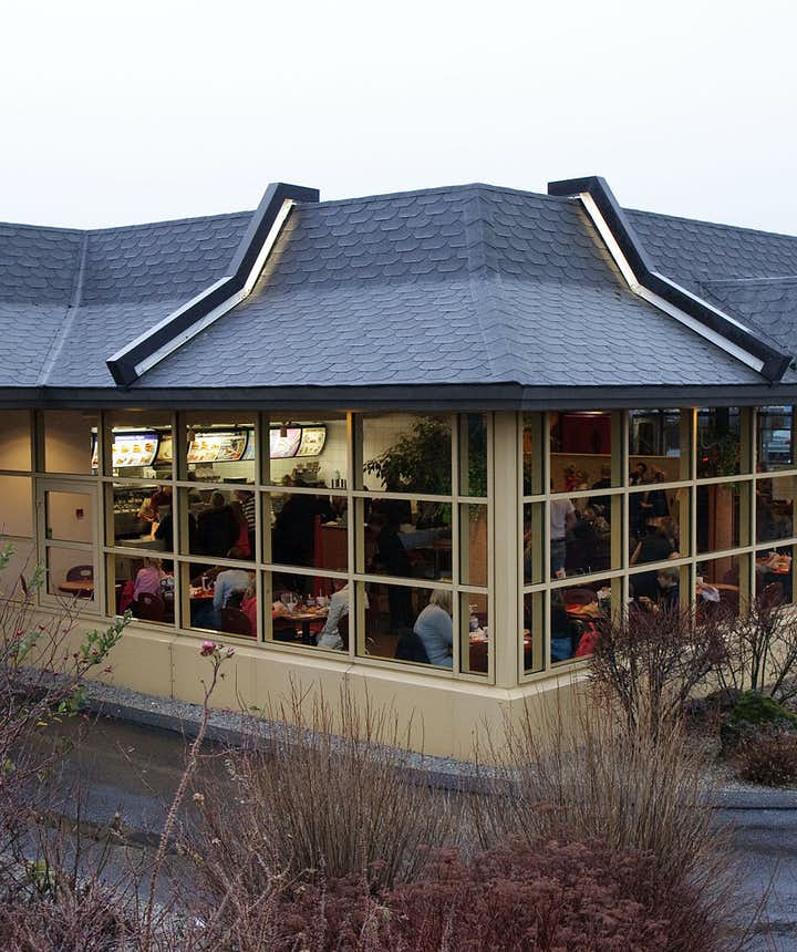 Last McDonalds burger sold in Iceland in 2009