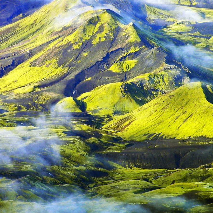 Lakagígar is the final, visible remnants of the violent 1789 eruption that rocked not only Iceland, but the world.