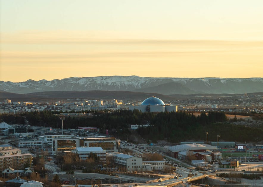 Perlan is a great place to visit in Reykjavik.