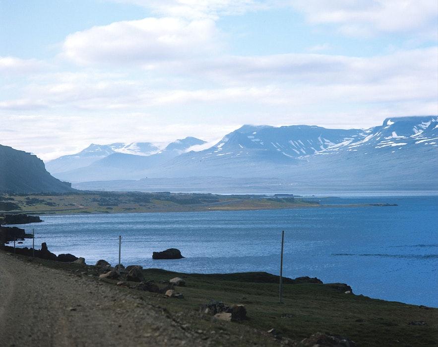 Breiðdalsvík is a town in East Iceland.
