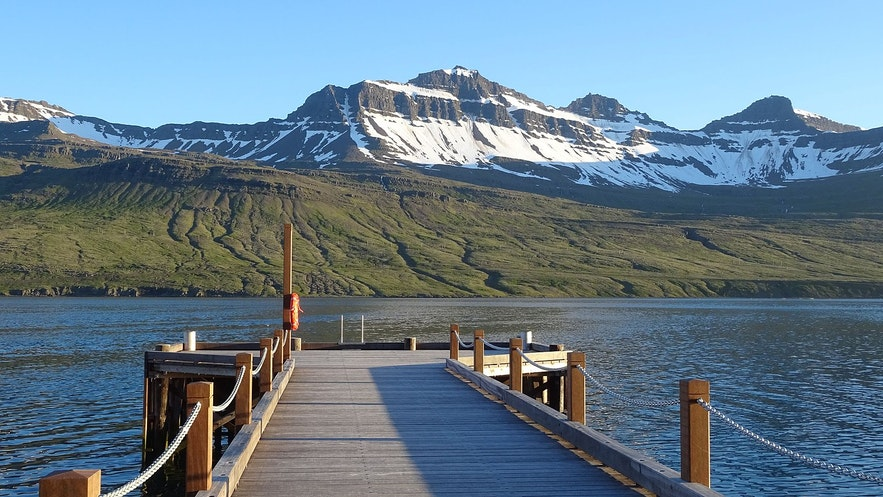 Iceland's East Fjords are magnificent to explore.