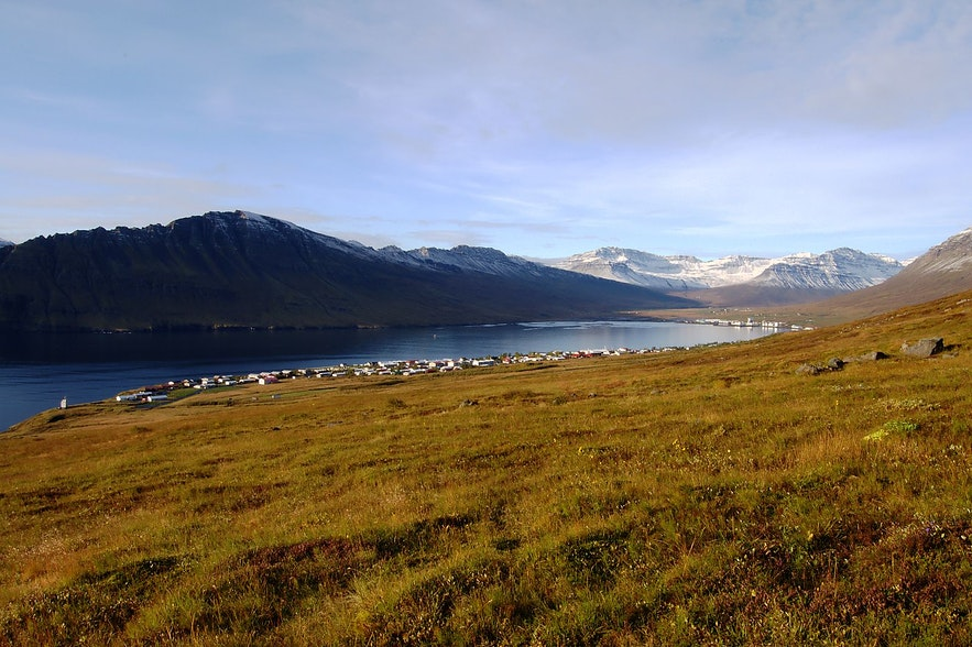 Many of Iceland's East Fjords are barely explored by travellers.