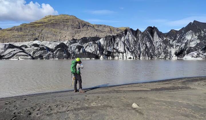 Full-Day Tour to South Coast and Glacier Hike
