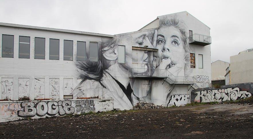 A different breed of graffiti.