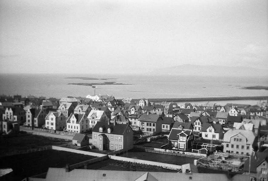 Reykjavík in 1930.