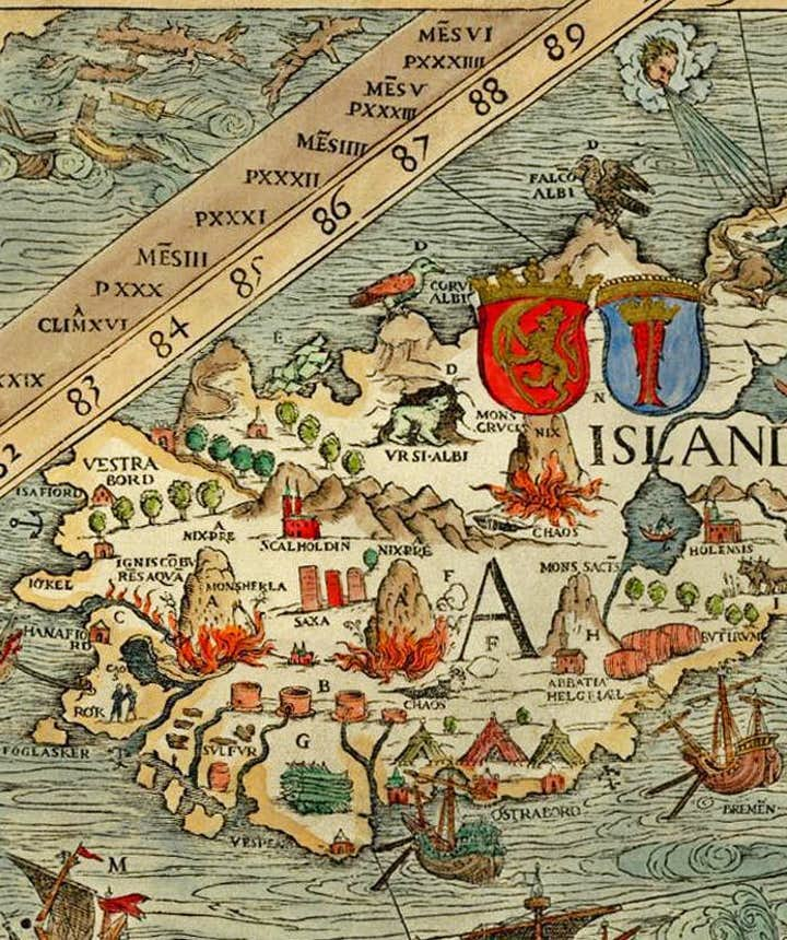 冰岛历史|从维京定居传说到后金融危机时代