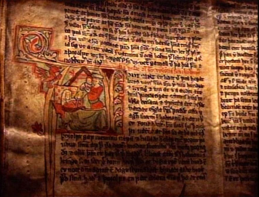 All we know of this time comes from but a few medieval tomes
