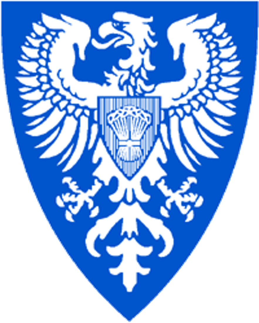 The Flag of Akureyri.