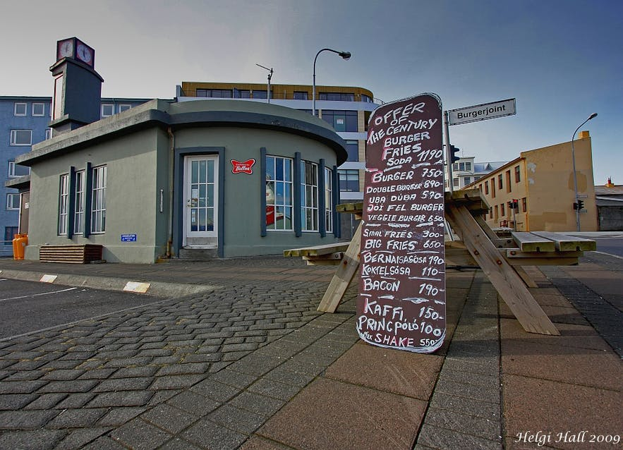 Hamborgarabulla Tomasar / Tommi's Burger Joint, Reykjavik.
