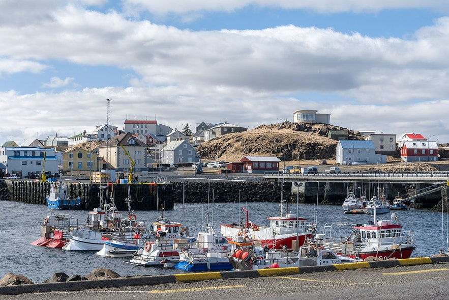 Stykkishólmur was a filming site for A Secret Life of Walter Mitty.