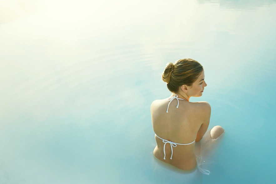 The Blue Lagoon is a great place for meditation.