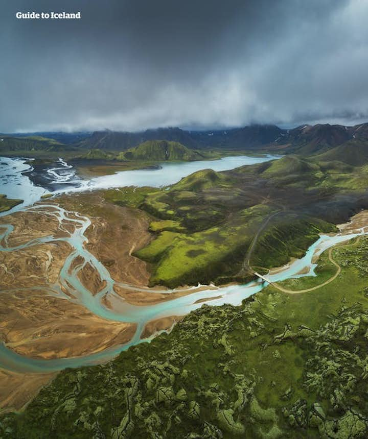 How can anybody coming to Iceland not be inspired by the incredible nature?