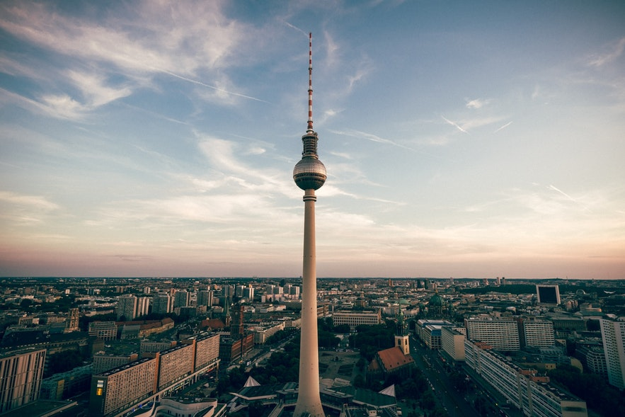 Berlin, Germany's capital, has good relations with Reykjavik.