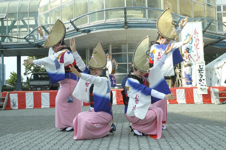 Japanese performance can be found in Iceland.