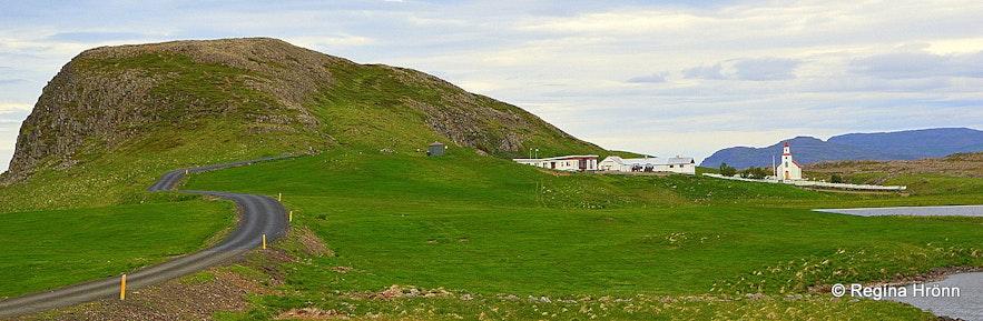 Mt. Helgafell in Snæfellsnes