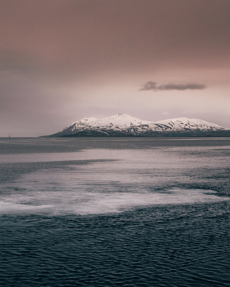 Akureyri is surrounded by stunning nature.