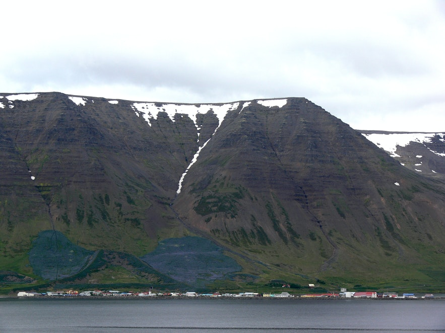 Flateyri is home to a comedy festival in Iceland.