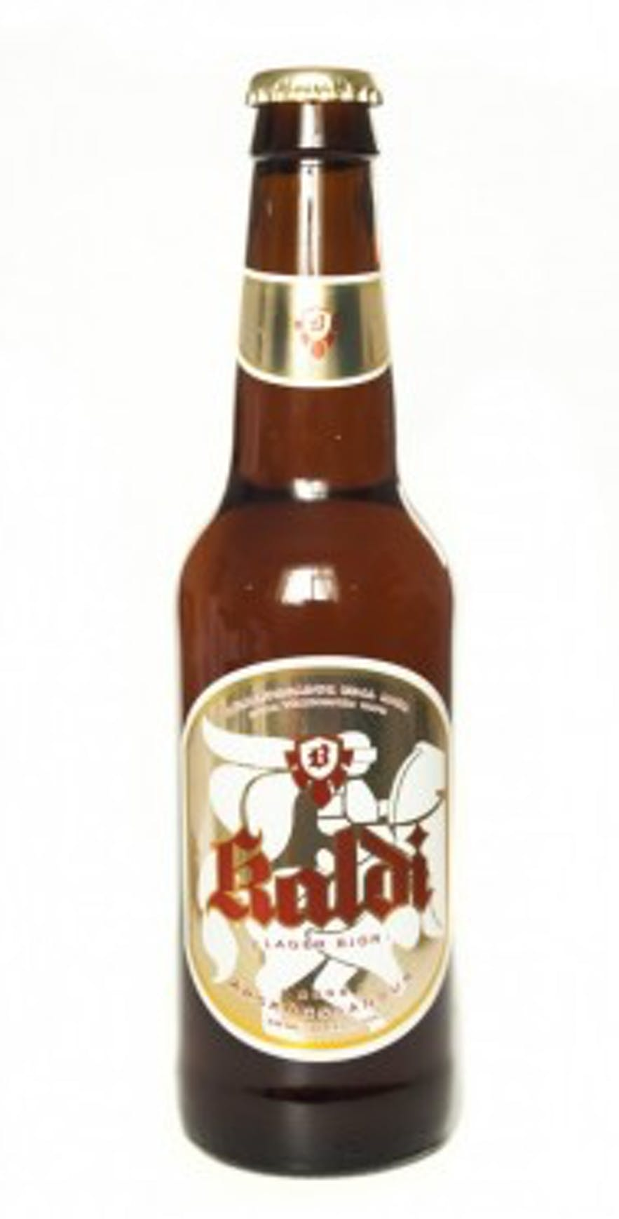 Blonde is just one of many Kaldi beers.