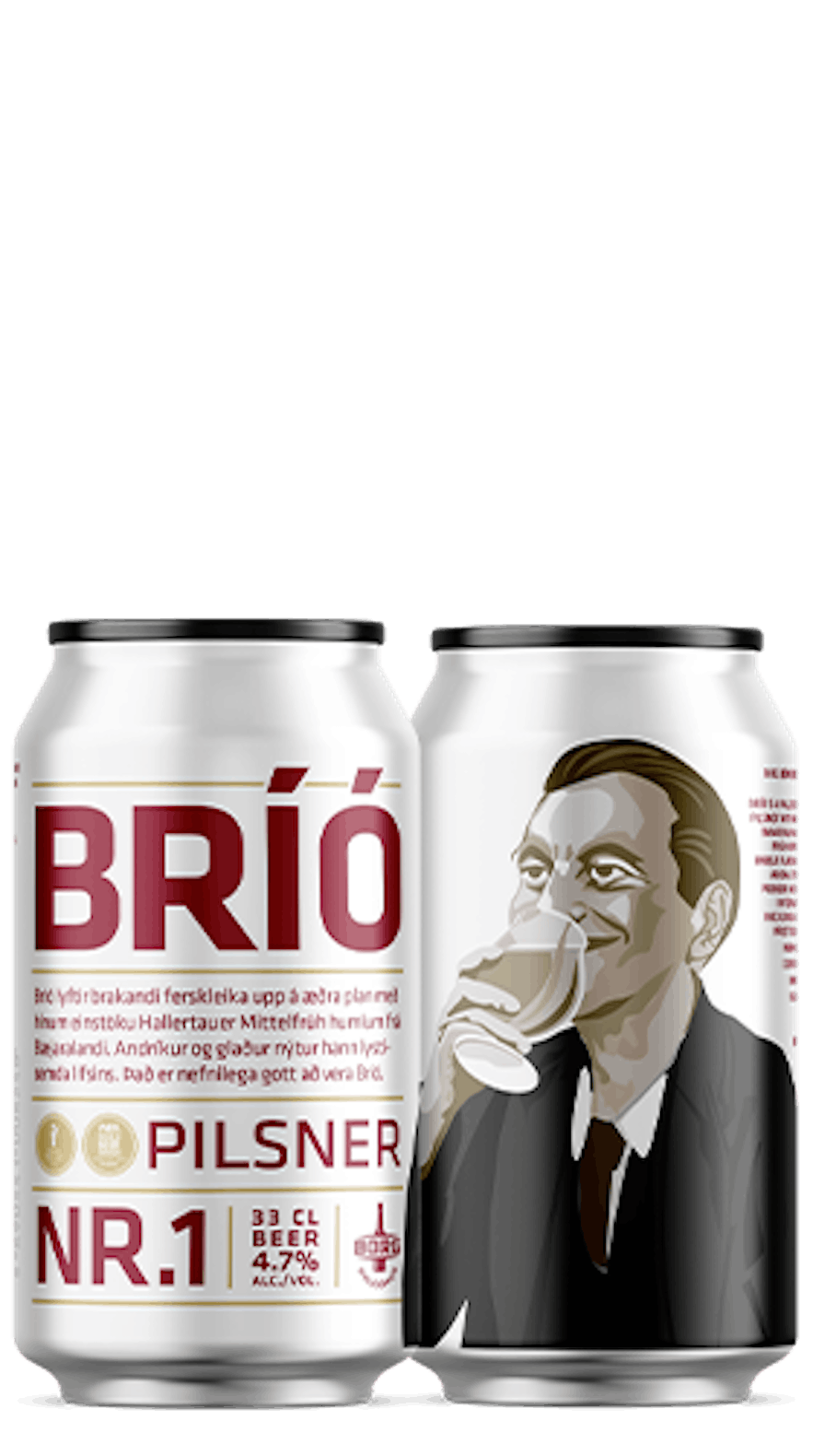 Brío is a very popular staple in most bars.